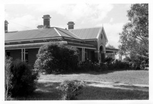 Tullaree Homestead, home of Jeannie and Margaret Clement