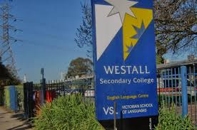 Westall Secondary College.  Photo courtesy marvmelb.blogspot