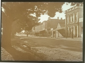 Morwell 1927. Photo courtesy of the State Library of Victoria.